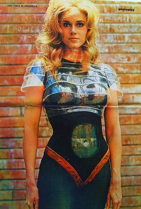 Jane Fonda - Barbarella   @ Claire Catwoman