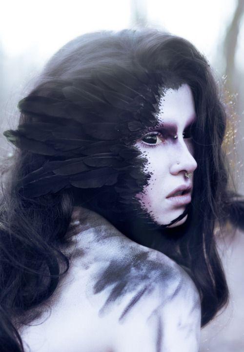 scriiipt:Atramentous by Laura Sheridan's Art http://flic.kr/p/pYoYX7