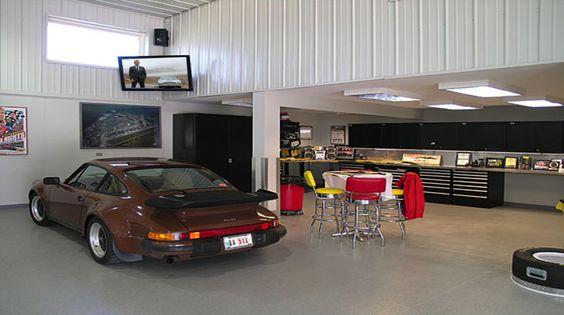Cool Garage 3 50th Birthday Ideas Pinterest Garage