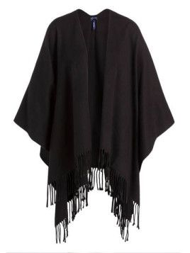 Darling Harbour Poncho