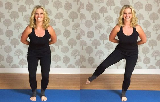 Side outer thighs workout