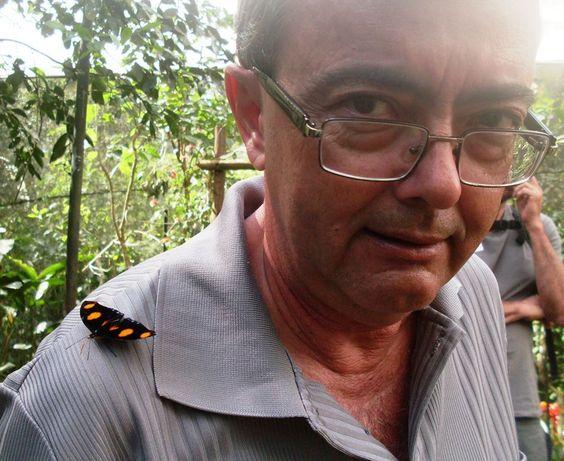 Foz do Iguaçu - Parque das aves
