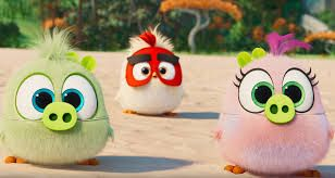 Angry Birds Movie Sequel coming soon.