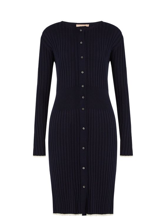 Katarine silk-knit cardigan dress | Brock Collection | MATCHESFASHION.COM UK