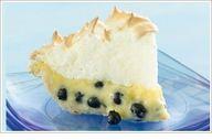 Lemon-Blueberry Meringue Pie www.cookingclub.com