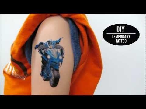 Printable temporary tattoo paper 102 silhouette video for Temporary tattoo paper