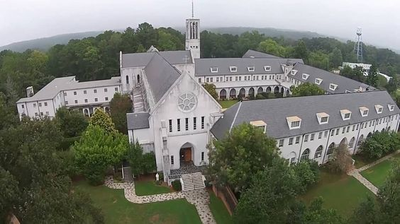 Image result for Holy Spirit Monastery Georgia