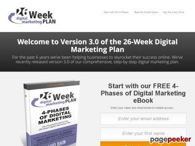 Nice Official Site  Week Digital Marketing Plan  Home