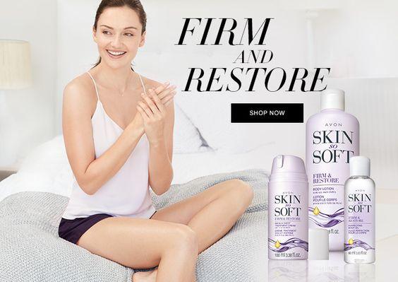 Explore Skin So Soft Firm & Restore