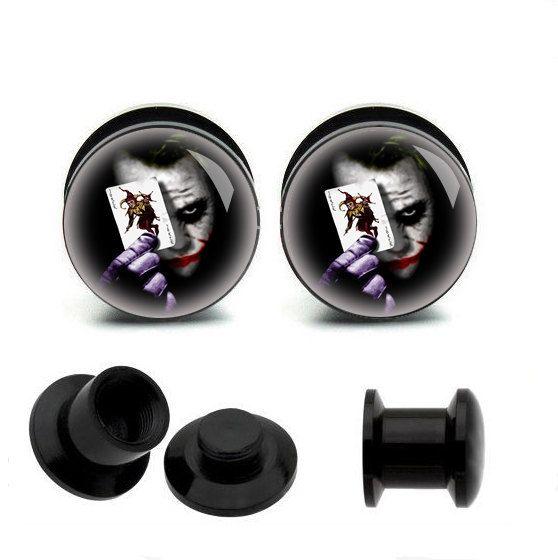 acrylic piercing ear plug uv tunnel ear plugsear plugs