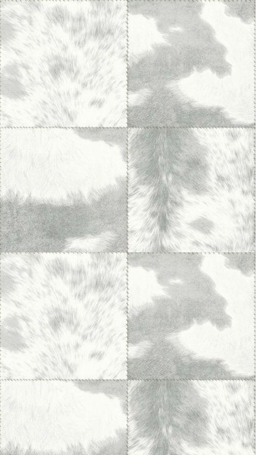 Hideaway Squares Animal Print Tile