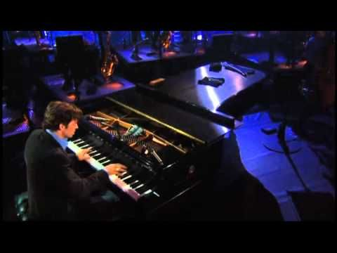 """Harry Connick Jr. playing the socks off """"Sweet Georgia Brown"""". A child prodigy, he learned from the masters of jazz in New Orleans.   #Harry Connick, Jr. #jazz piano #Improvisation"""
