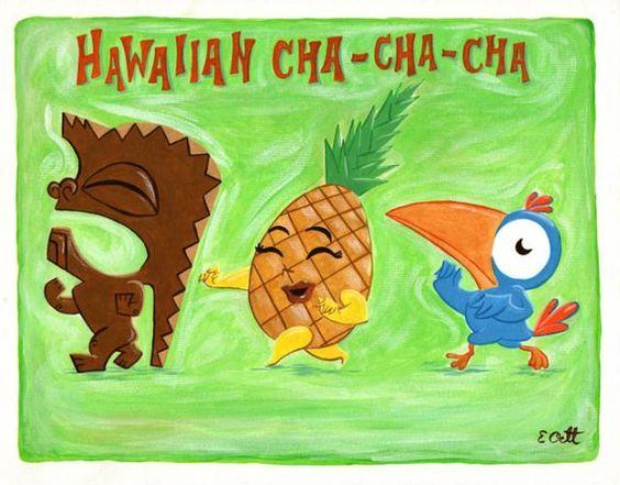 Hawaiian Cha Cha Cha