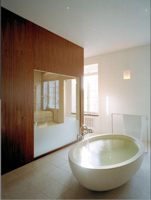 Master bath with sauna stockholm bathrooms for Master bathroom with sauna