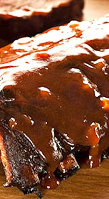 Exclusive Recipe: Robert Irvine's Mouth-Watering Ribs ❊