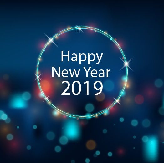 Happy New Year Wallpapers 2019 Happy New Year Greetings Happy New Year Gif Happy New Year Wallpaper Happy new year wallpapers for