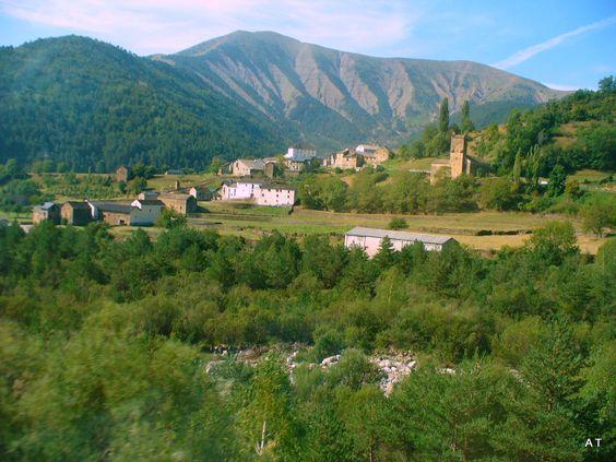 Nos Pirineus-Espanha