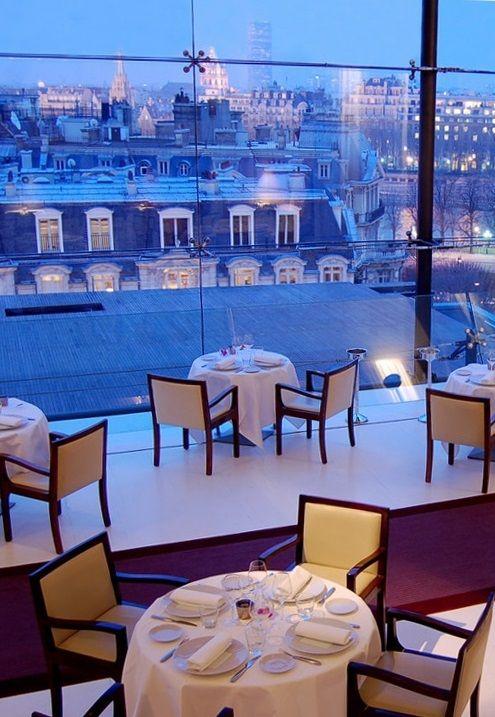 Restaurant amazing husband and france travel on pinterest for Restaurant la maison blanche toulouse