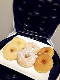 Basic Recipe for Donut Maker #3