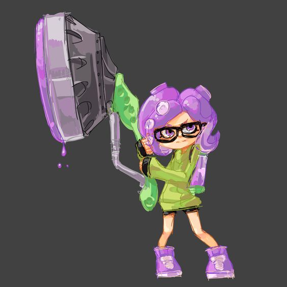 how to get to the square in splatoon 2