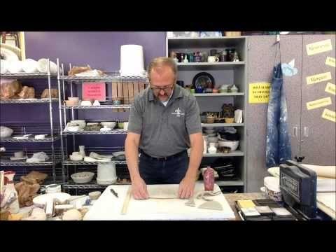 Making A Slab Bowl - YouTube Ray Medhus