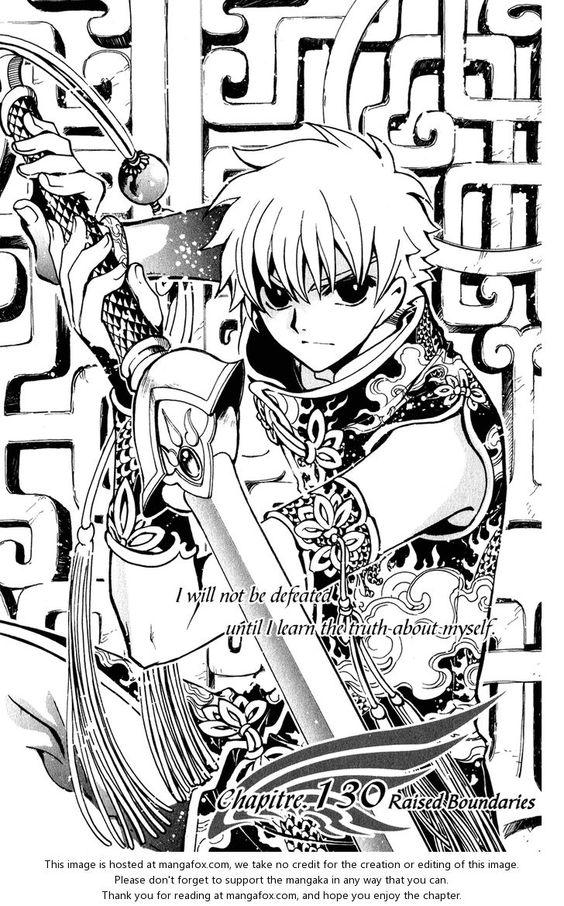 Tsubasa: Reservoir Chronicle 130 at MangaFox.me