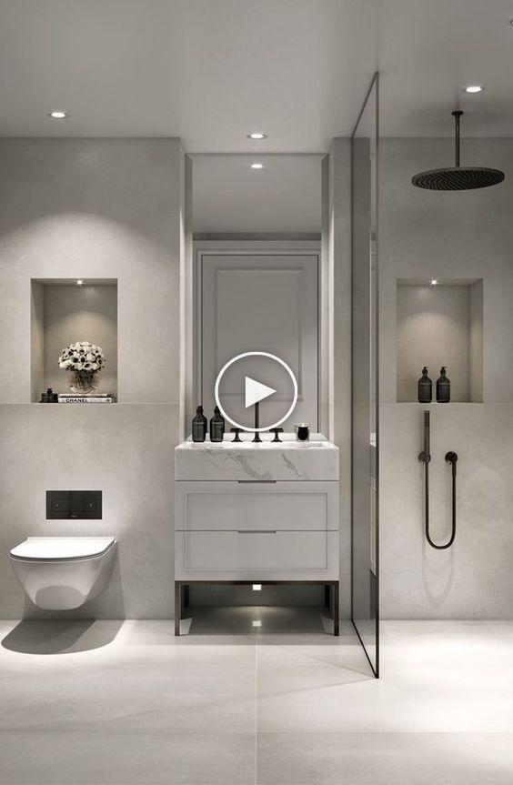 64 Adorables Idees De Carreaux De Salle De Bains Et Decoration Badkamerdecoratie Design Badkamer Badkamerideeen