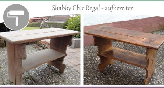 14 Elegant Fotos Von Regal Shabby Chic Di 2020