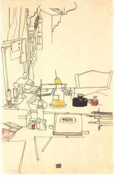 Egon Schiele:
