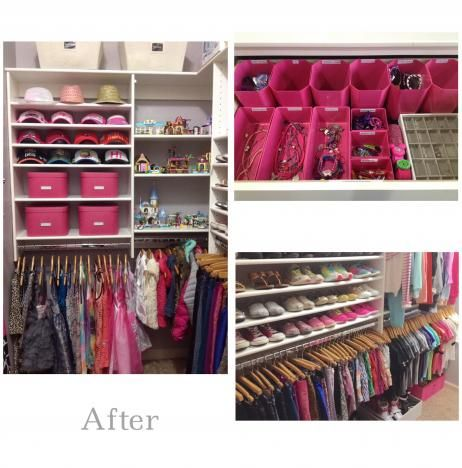 Mika Perry Scottsdale Transformation Tuesday Before And Afters Closet Organization