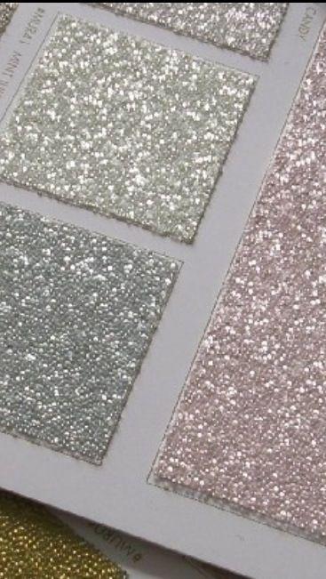 Glitter wallpaper glitter and wallpapers on pinterest for Glitter wallpaper bedroom ideas