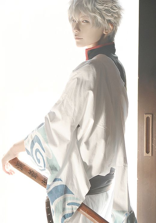 gintoki cosplay - photo #37