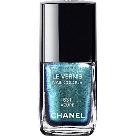 CHANEL LE VERNIS Nail Colour (Azure