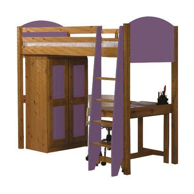 Found it at Wayfair.co.uk - Single High Sleeper Bed
