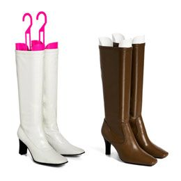 Boot Shapers from the Container Store