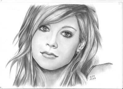 Blog de arterealista :arterealista.arteblog.com.br, TUTORIAL PASSO A PASSO DESENHANDO Avril Lavigne