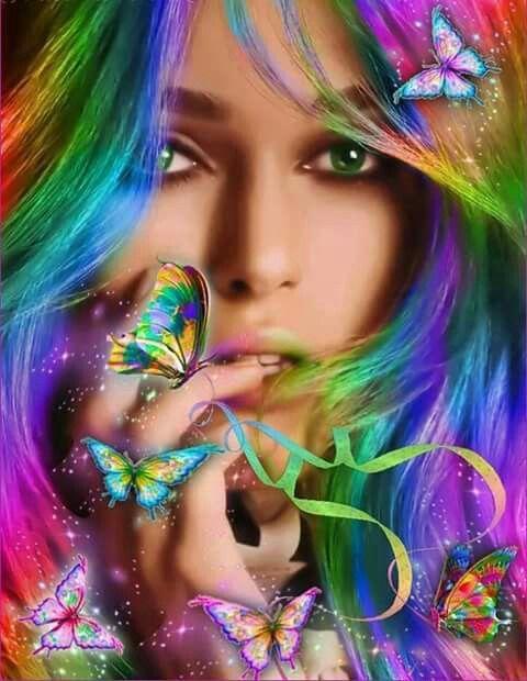 El Hada De Las Mariposas Hadas Guerreras 225 Ngeles Y