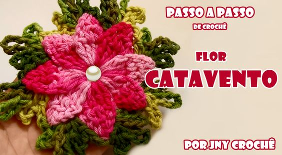 PAP Flor Catavento > https://www.youtube.com/watch?v=QZLaBcqLxGM