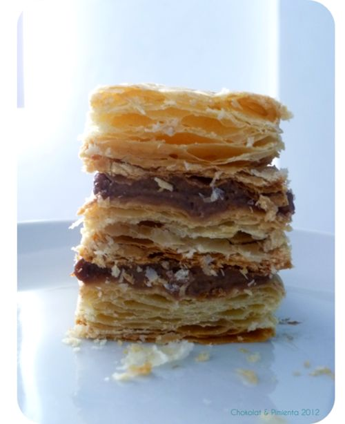 Chocolate Napoleon! | Things I Love | Pinterest | Napoleon and ...