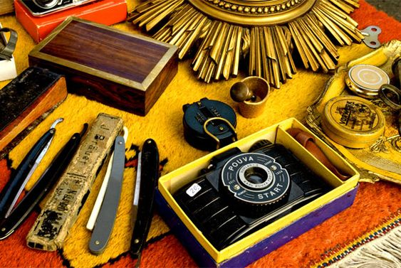 Destination: flea market in Berlin.  I hope to buy an antique key in each city that I visit in Europe this summer.