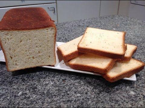 Pan de Molde para Canapes