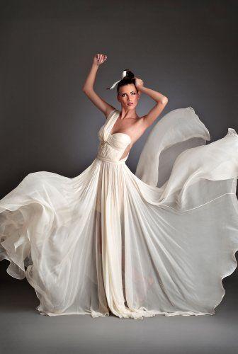 Vanilla dream by Maria Lucia Hohan (MLH), Romanian designer