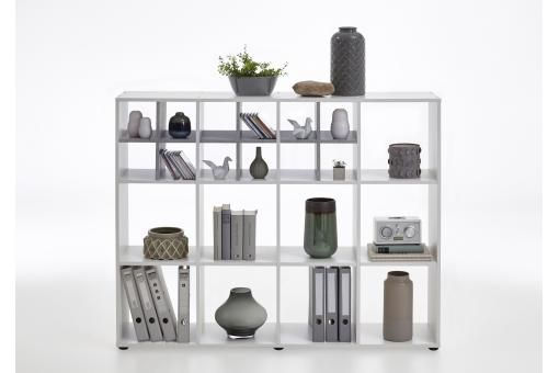 Bibliotheque Etagere Blanc Fm261271 0000 Bibliotheque Grise