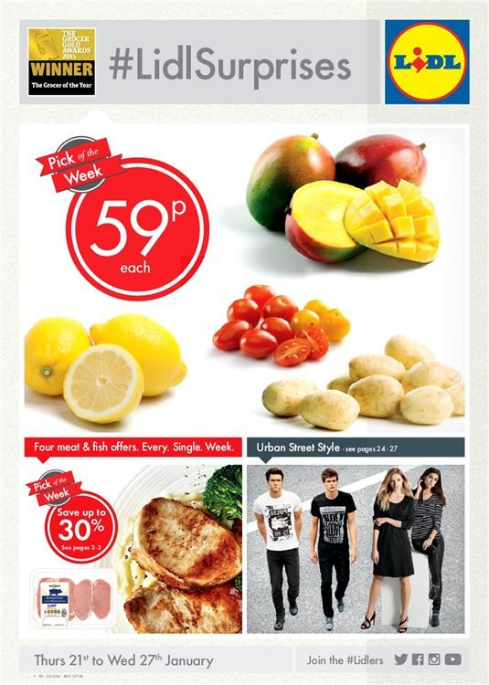 Lidl Offers 4th - 10th February 2016 - http://www.olcatalogue.co.uk/lidl/lidl-offers.html