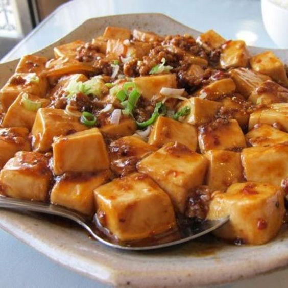Spiced Bean Curd - The Chinese Kitchen - Zmenu, The Most Comprehensive Menu With Photos
