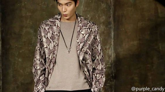 Lee Min Ho for Star1