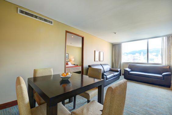 Sala de habitación Suite