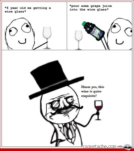 This wine is quite exquisite!