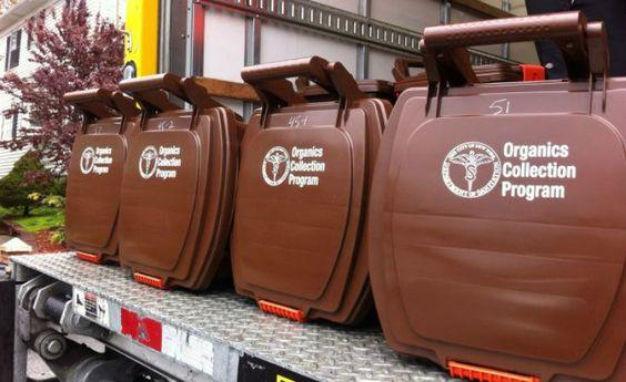 Cidade-desperdício, Nova Iorque ainda tem muito a avançar em termos de reciclagem