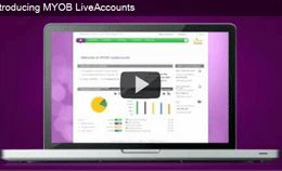 MYOB LiveAccounts | The Easiest Online Accounting Software on the web